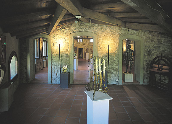 apicale castello della lucertola