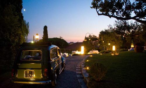 alquiler de limusinas y vehículos para bodas