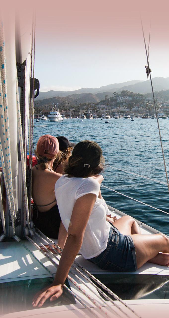 gita in barca addio al nubilato amiche sposa amici sposo